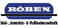 Maler Röben Logo
